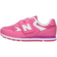 Chaussures Fille Baskets basses New Balance YV393BPK ROSE