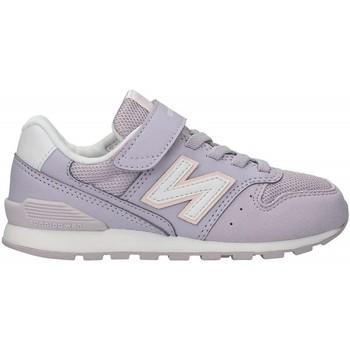Chaussures Fille Baskets basses New Balance KV996P2Y lilla Violet
