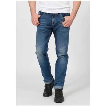 Vêtements Homme Jeans Petrol Industries RILEY 5865 DUSTY INDIGO Bleu