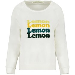 Vêtements Fille Sweats Deeluxe Sweat LEMON Off White