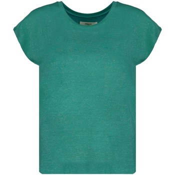 Vêtements Femme T-shirts manches courtes Deeluxe T-Shirt LINA Light Green