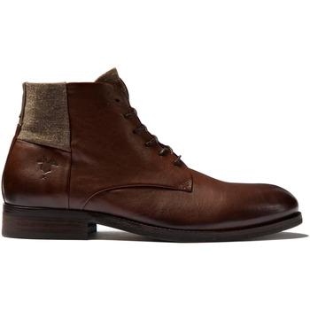 Chaussures Homme Boots Kost PIQUANT 33 MARRON MARRON
