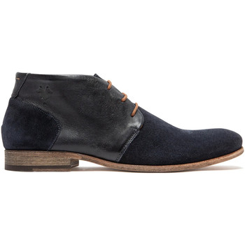 Chaussures Homme Boots Kost SARRE 76 NAVY NAVY