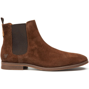 Chaussures Homme Boots Kost CONNOR 5 CHOCOLAT CHOCOLAT