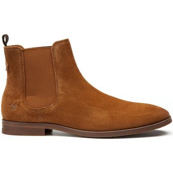 Chaussures Homme Boots Kost CONNOR 5 COGNAC COGNAC