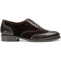 Chaussures Femme Derbies & Richelieu Kost IMPULSIVE A 79 NOIR NOIR