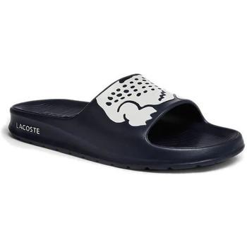 Chaussures Homme Claquettes Lacoste Sandale Noir
