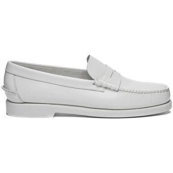 Chaussures Homme Chaussures bateau Sebago Chaussures bateau Blanc