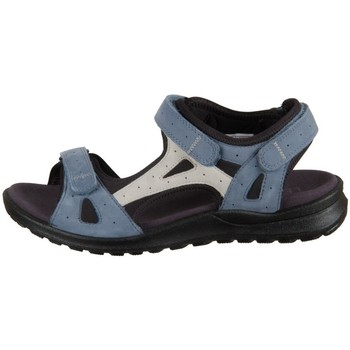 Chaussures Femme Sandales et Nu-pieds Legero 06007328600 Noir, Bleu