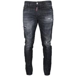 Vêtements Homme Jeans slim Dsquared  Noir