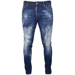 Vêtements Homme Jeans slim Dsquared  Bleu