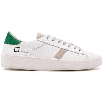 Chaussures Homme Baskets basses Date AC-PO-WG BIANCO