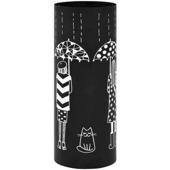 Maison & Déco Malles, coffres de rangements Vidaxl Porte-parapluie Noir