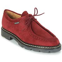 Chaussures Homme Derbies Pellet MACHO Rouge