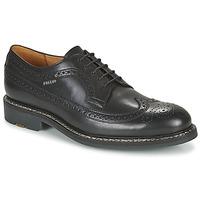 Chaussures Homme Derbies Pellet NORMAN Noir