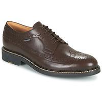 Chaussures Homme Derbies Pellet NORMAN Marron