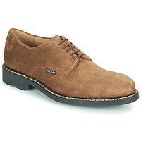 Chaussures Homme Derbies Pellet NAUTILUS Marron