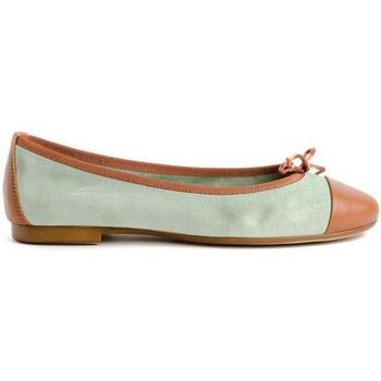 Chaussures Femme Derbies & Richelieu Funchal 24040 Vert