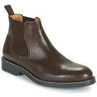 Chaussures Homme Boots Pellet RAYMOND Marron