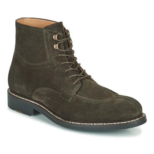 Chaussures Homme Boots Pellet ROLAND Gris