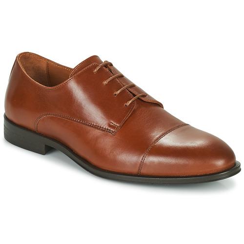 Chaussures Homme Derbies Pellet ARTHUR Marron