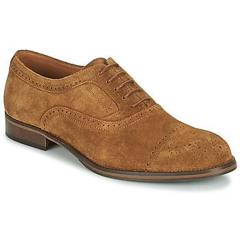 Chaussures Homme Derbies Pellet ABEL Marron