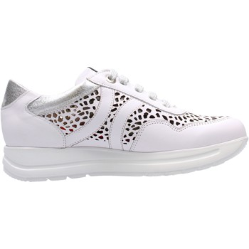 Chaussures Baskets mode CallagHan - Sneaker bianco 40721 BIANCO