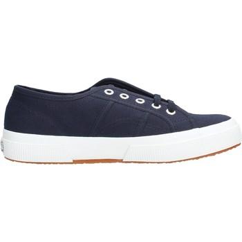 Chaussures Femme Baskets basses Superga - 2750 cotu classic blu S000010 2750 F43 BLU
