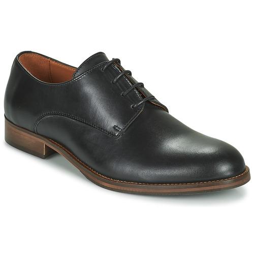 Chaussures Homme Derbies Pellet ADRIEN Noir