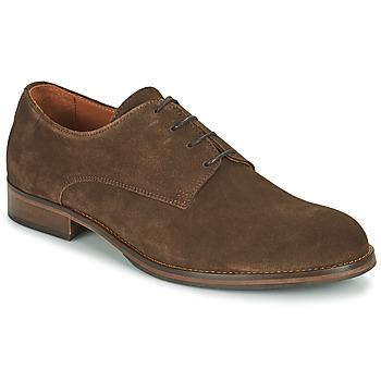 Chaussures Homme Derbies Pellet ADRIEN Marron