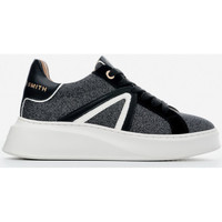 Chaussures Femme Baskets mode Alexander Smith CARNABY nero-argento