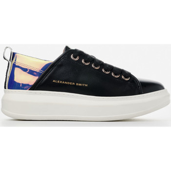 Chaussures Femme Baskets mode Alexander Smith WEMBLEY nero-pesca