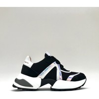 Chaussures Femme Baskets mode Alexander Smith MARBLE argento