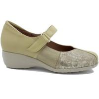 Chaussures Femme Ballerines / babies Gasymar 2994 Beig