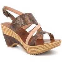 Chaussures Femme Sandales et Nu-pieds Chattawak Juliette Multicolore