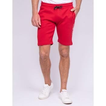 Vêtements Homme Shorts / Bermudas Ritchie Bermuda molleton BELLO Rouge