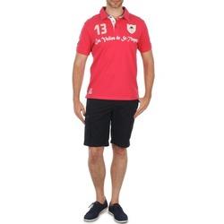 Vêtements Homme Shorts / Bermudas Les voiles de St Tropez SISTERSHIP Marine