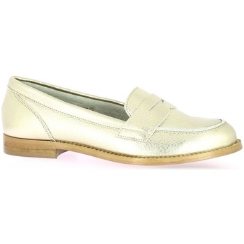 Chaussures Femme Mocassins We Do Mocassins cuir Platine