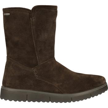 Chaussures Femme Bottes ville Legero Bottes Braun