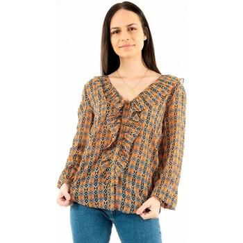 Vêtements Femme Tops / Blouses Freeman T.Porter isabelle 0original beige