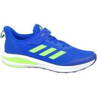 Chaussures Garçon Running / trail adidas Originals Fortarun Running 2020 Blanc, Vert, Bleu