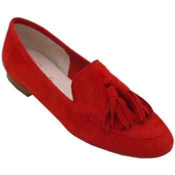 Chaussures Femme Mocassins Angela Calzature AANGCDILETTArss rosso
