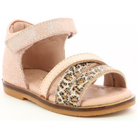 Chaussures Fille Sandales et Nu-pieds Aster Nawak ROSE
