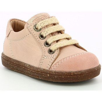 Chaussures Fille Baskets basses Aster Waluk ROSE