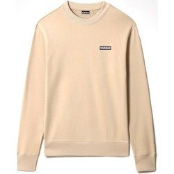 Vêtements Homme Sweats Napapijri - B-patch beige NP0A4FF6NB41 BEIGE