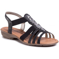 Chaussures Femme Sandales et Nu-pieds Remonte Dorndorf R3660-45 grey