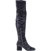 Chaussures Femme Cuissardes Apepazza BJ801 Noir