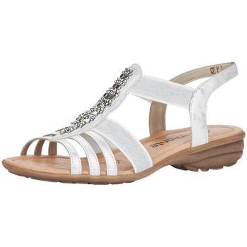 Chaussures Femme Sandales et Nu-pieds Remonte Dorndorf r3660-90 WEISS