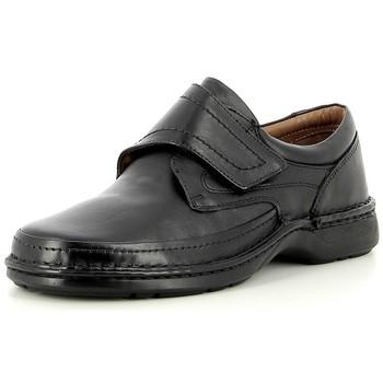 Chaussures Homme Derbies Longo 1020918 SCHWARZ