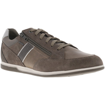 Chaussures Homme Baskets basses Geox U RENAN Gris